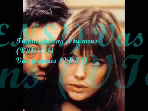 Je t`aime moi non plus - S, Gainsbourg, J. Birkin - Tributo con subttulos en Espaol