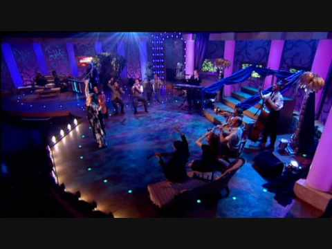 Jane Mcdonald On Paul O`Grady Show Part 3