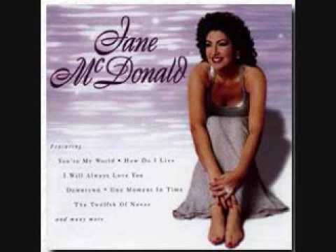 Jane McDonald - You Don`t Have To Say You Love Me (1998)