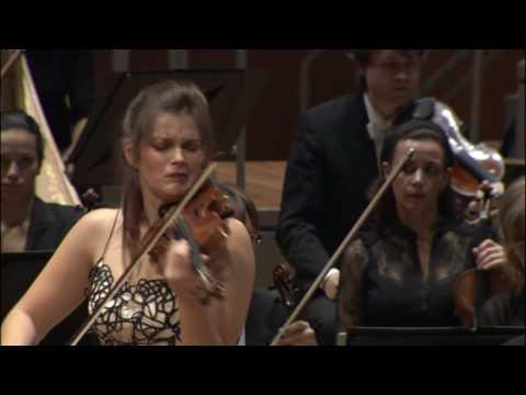 Britten: Violin Concerto / Jansen � Harding � Berliner Philharmoniker