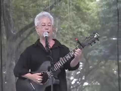 Janis Ian at Governor`s Island Society`s Child 7/5/08