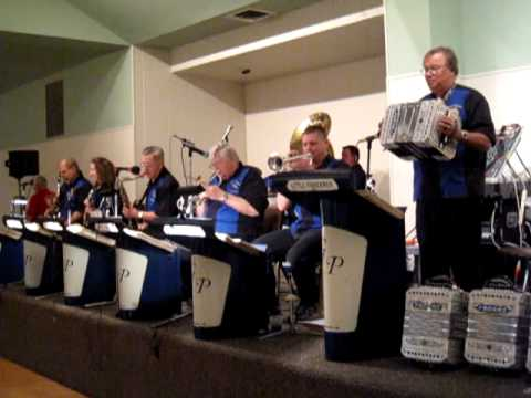 Polka time with Jerry Minar/Gordy Prochaska and the Little Fisherman