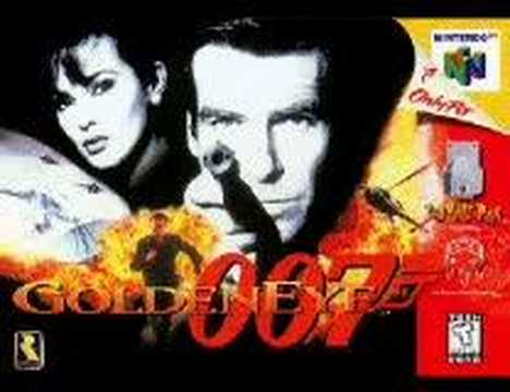 GoldenEye 007 - Janus Control Center