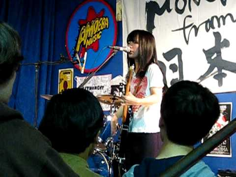 Chatmonchy LIVE - YASASHISA