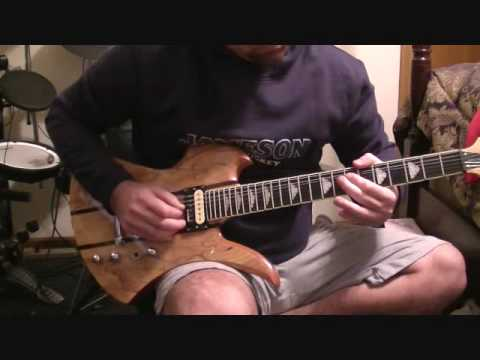 Alice In Chains - No Excuses (Solo) Cover
