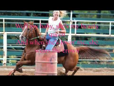 cowboy lady - jason aldean