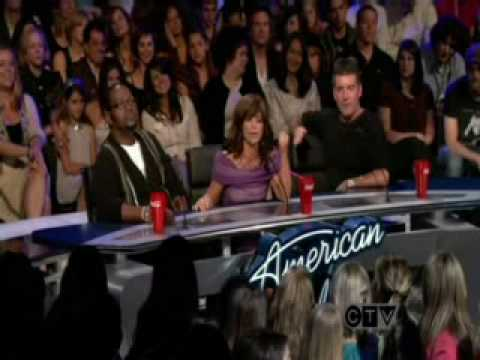 American Idol Season 7- Mariah Carey Week. Part 4