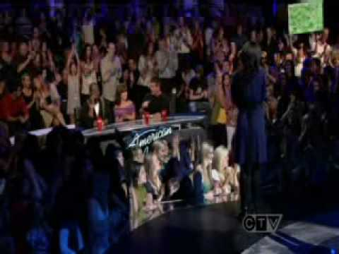American Idol Season 7- Mariah Carey Week. Part 2
