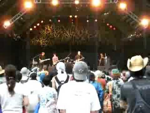Jason Falkner @ Fuji Rock Festival 08