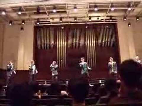 rioHC: Voices in Flight 2008 - Acapella Pt. 1
