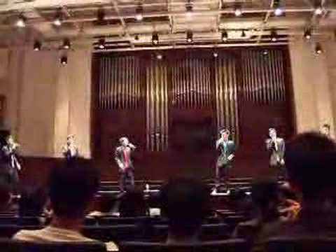 rioHC: Voices in Flight 2008 - Acapella Pt. 2