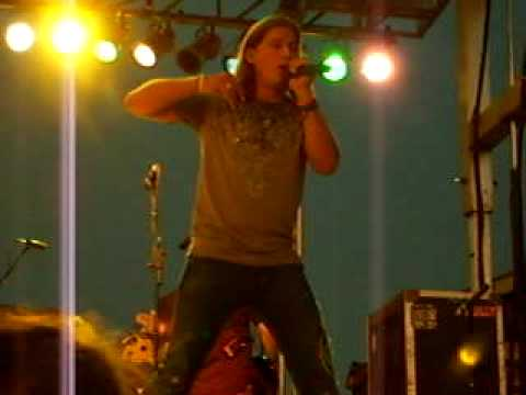 Jason Micheal Carroll at the North Iowa Fair Mason City, Iowa 2009