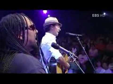 Jason Mraz - I`m yours (LIve on TV)