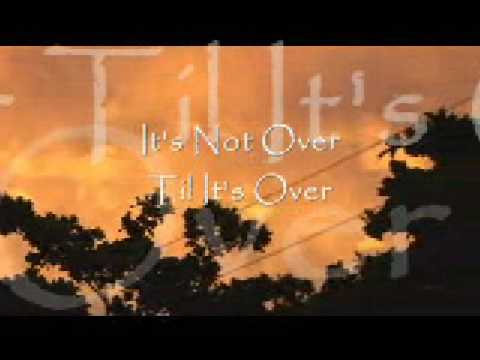 The End - Jason Reeves (With Lyrics)