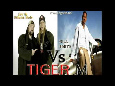 Will Smith vs Kevin Smith Jay and Silent Bob Eminem Protests (MM-Mix) [DJ TIGER M]