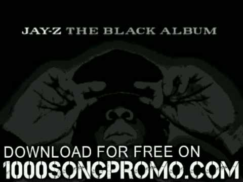 jay-z - what more can i say - The Black Album