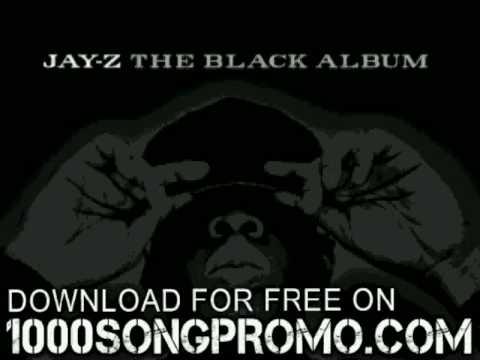 jay-z - dirt off your shoulder - The Black Album