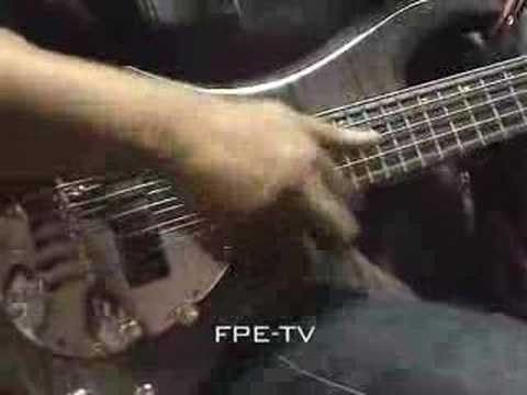 Dock Murdock Traben Funk Bass on FPE-TV