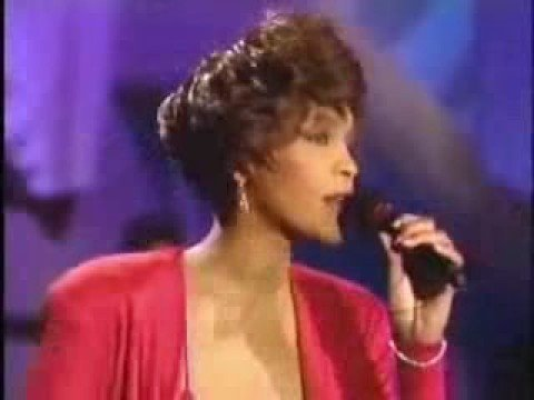 Whitney Houston-Do You Hear What I hear Live on Jay Leno