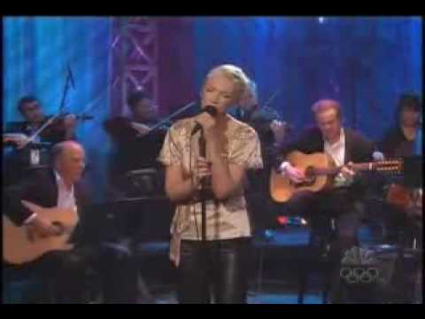 Annie Lennox Into The West Live on The Tonight Show with Jay Leno 2004