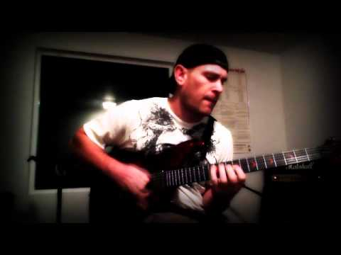 Lidless Eye Guitarist Brian Auer
