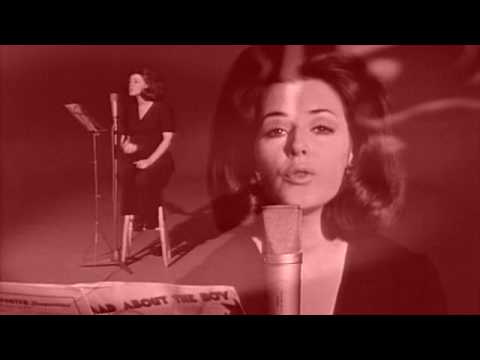 Anni-Frid Lyngstad (ABBA) : Mad About The Boy HQ (Live Malm� 1970)