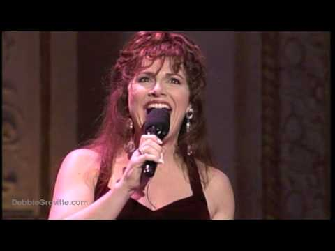 I GOT RHYTHM (Gershwin) sung by Debbie Gravitte with full orchestra. (1997)