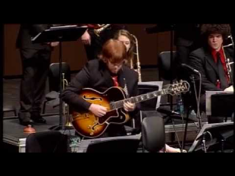 "Asher Kurtz plays ""Woogie"" with JBOA 2009"