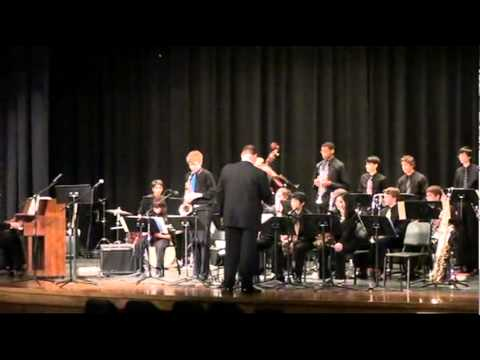 NJAJE Region II Jazz Ensemble - Wind Machine