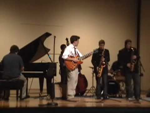 "Danbury Jazz 11-6-09 ""Days Of Wine & Roses"""