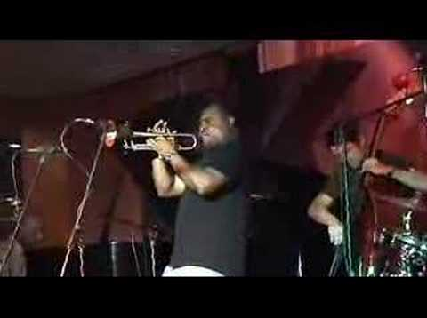 Jam session: trumpet solo at Vitoria Jazz Festival 06