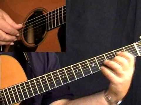 Acoustic Guitar Lessons - Fingerstyle Roots, Rags, & Blues - Mississippi Blues 3