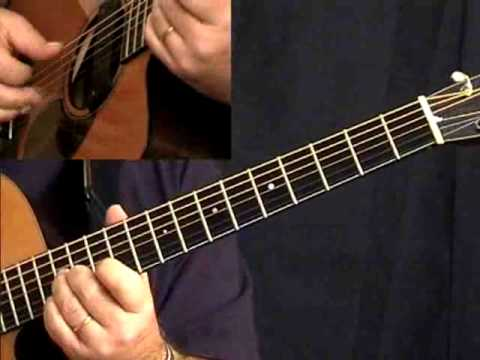 Acoustic Guitar Lessons - Fingerstyle Roots, Rags, & Blues - Mississippi Blues 1