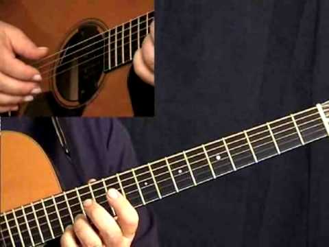 Acoustic Guitar Lessons - Fingerstyle Roots, Rags, & Blues - Mississippi Blues 5