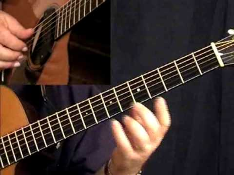 Acoustic Guitar Lessons - Fingerstyle Roots, Rags, & Blues - Mississippi Blues 6