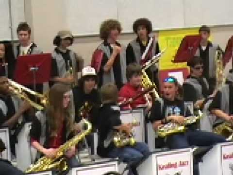 Kealing Jazz Band `09 - Vehicle