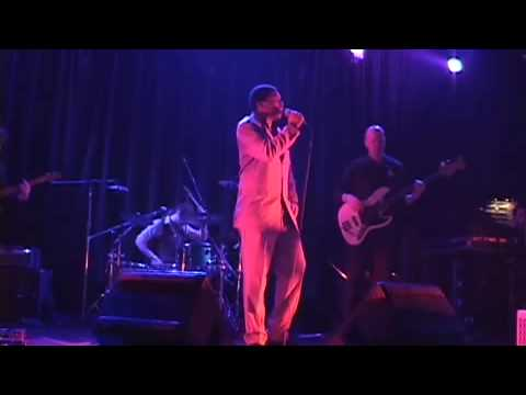 "JC Brooks & the Uptown Sound ""Hold You Back"", live @ Metro"