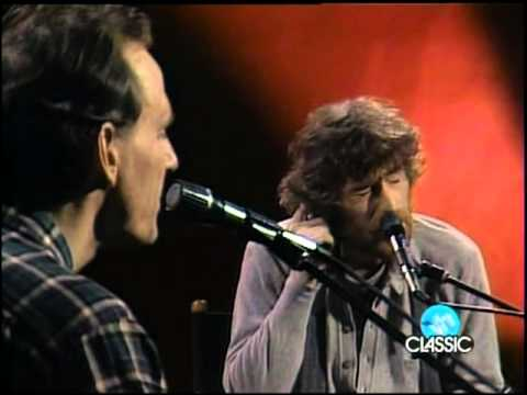 James Taylor and JD Souther - Her Town Too (Original video)