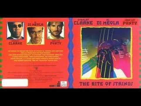 Jean-Luc Ponty, Al Di Meola, Stanley Clarke - Change of Life