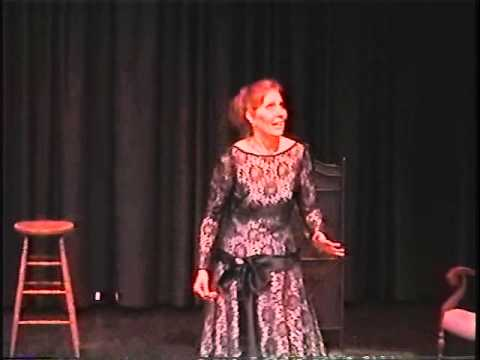 The Girl In 14G, performed by Ruth Hulett