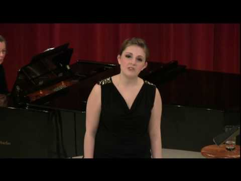 Highlights from Senior Voice Recital at Goucher College