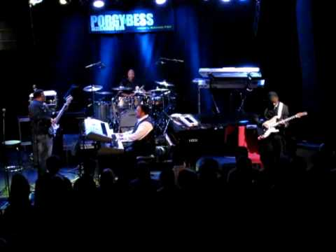 George Duke Band - Live at Porgy and Bess 2010 05 09 - Part02_2