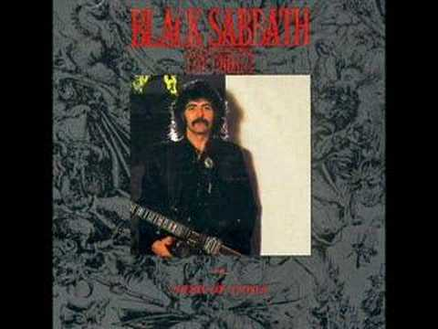 Black Sabbath - The Thrill Is Gone (Lita Ford/Iommi demo)