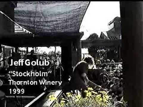 Jeff Golub - Stockholm - Live 1999