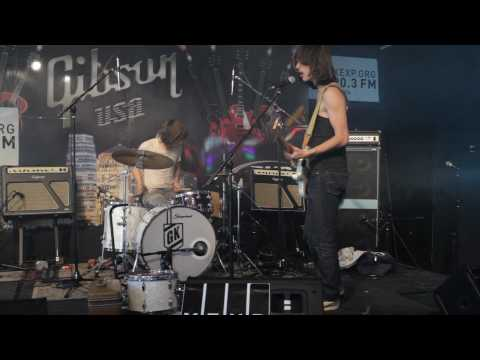Jeff The Brotherhood - Wastoid Girl (Live on KEXP)