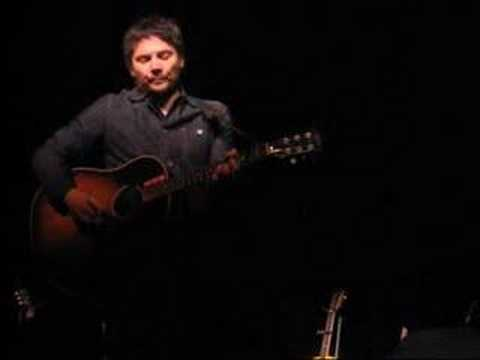 Jeff Tweedy (Wilco) - Acuff Rose (unamplified) 1/16/07 @GPAC