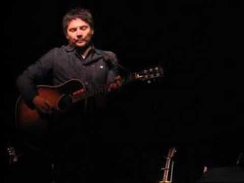 Jeff Tweedy (Wilco) - Acuff Rose (unamplified) 1/16/07 @GPAC