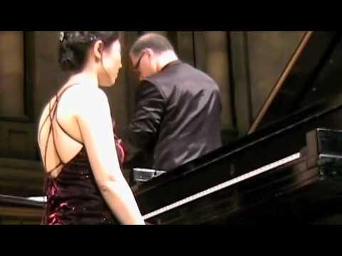 Rachmaninoff Concerto No.1 (I. Vivace) Part 1 - Clara Yang
