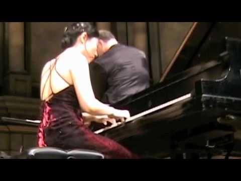 Rachmaninoff Concerto No.1 (III. Allegro vivace) - Clara Yang