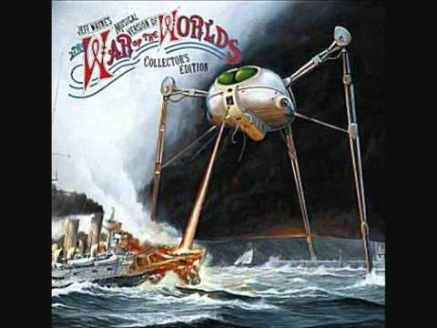 Jeff Waynes Musical Version of War of the Worlds: Part 6- The Spirit of Man